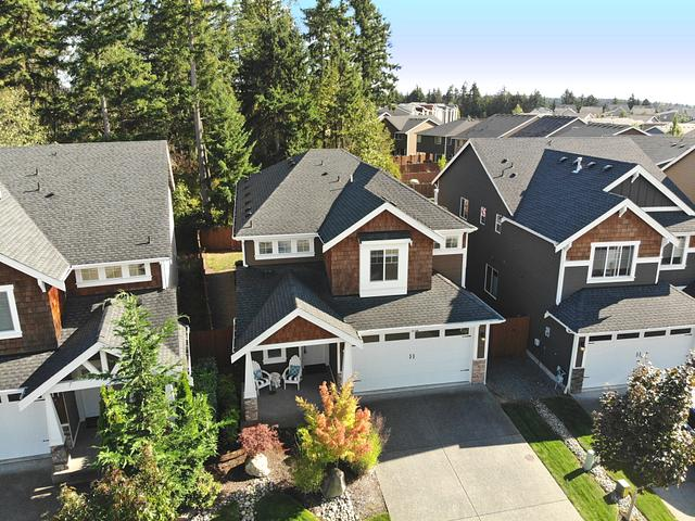 STUNNING CRAFTSMAN IN A GATED COMMUNITY