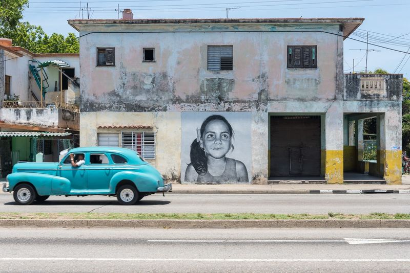 Cuba Street Art Project Photo Essay