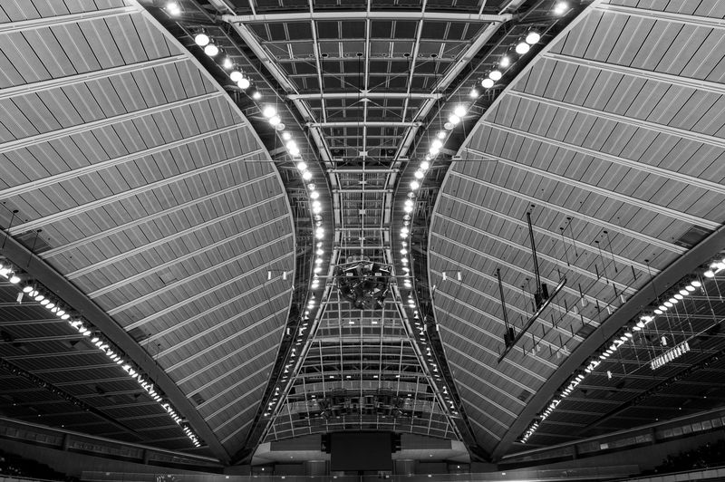 Metropolitan Gymnasium Table Tennis in 2020