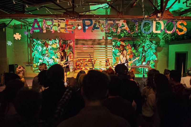 Arte Para Todos 2017 at The Backroom