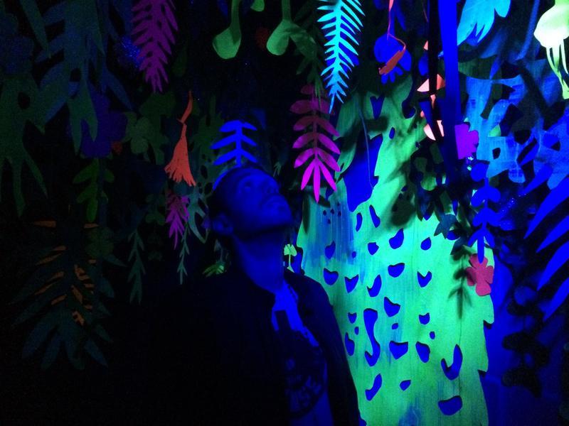 Neon Jungle Daydream