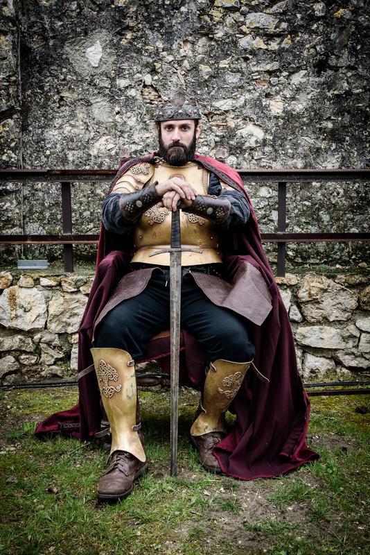 Fête médiévale -Tourrette Levens