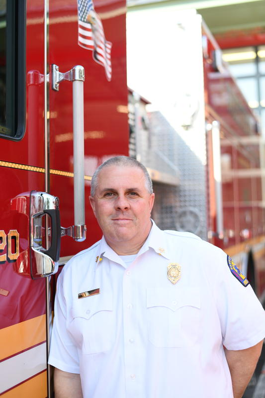 Fayetteville Fire Chief