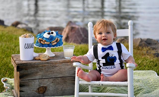 Cookie Monster!