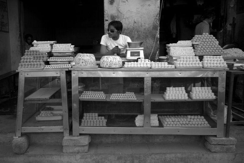 Cake Seller