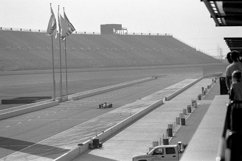 Indy Car Practice