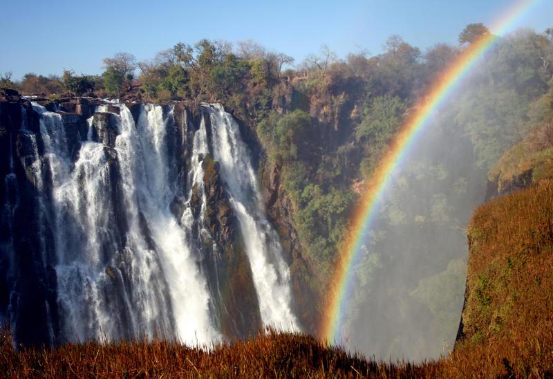 Victora Falls, Zambia