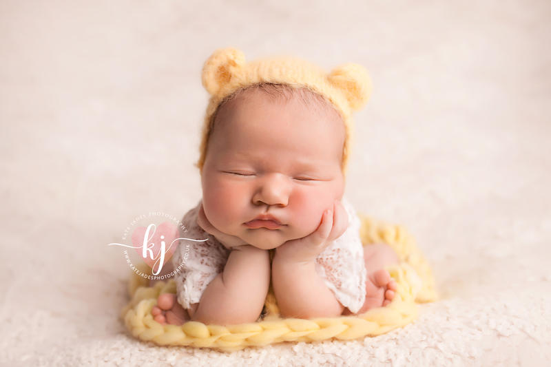 Newborn Photography in Wirral, Liverpool & Cheshire by Kate Jades Photography
