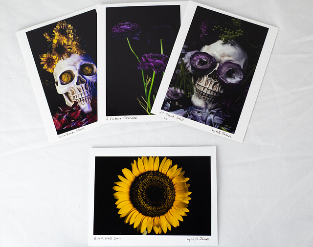 Make Your Own! Set of 6 Photo Greeting Cards