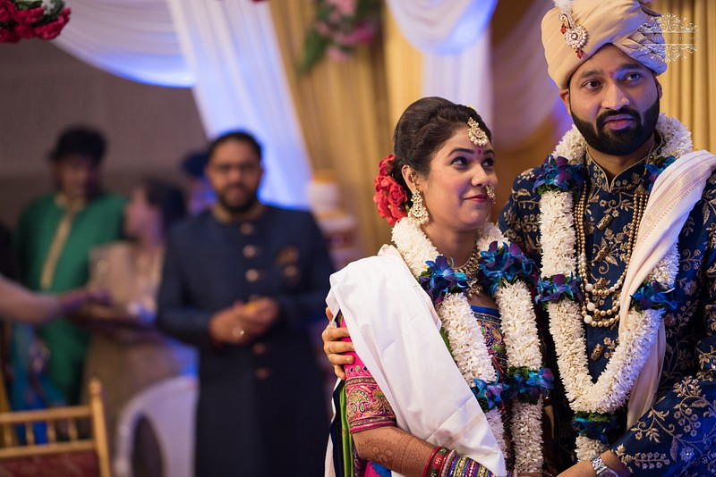 Purna & Trupal, A Wedding at Haryana Bhawan, Mumbai | Captured by Mazel Tov Studio
