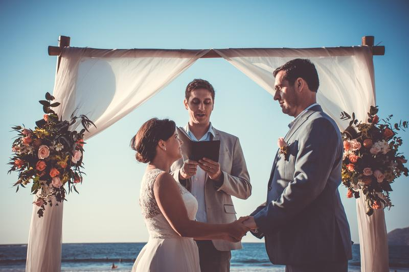 Angela & Richie - Destination Wedding in Tamarindo, Costa Rica