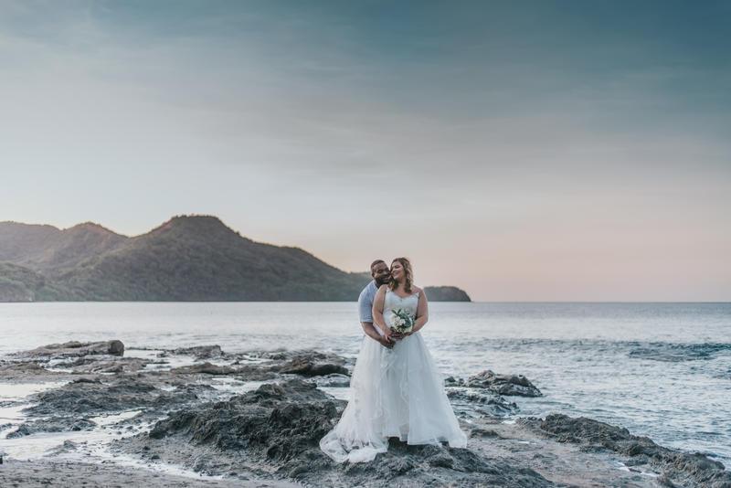 Margarita & Alvin, Wedding Riu Palace, Guanacaste, Costa Rica
