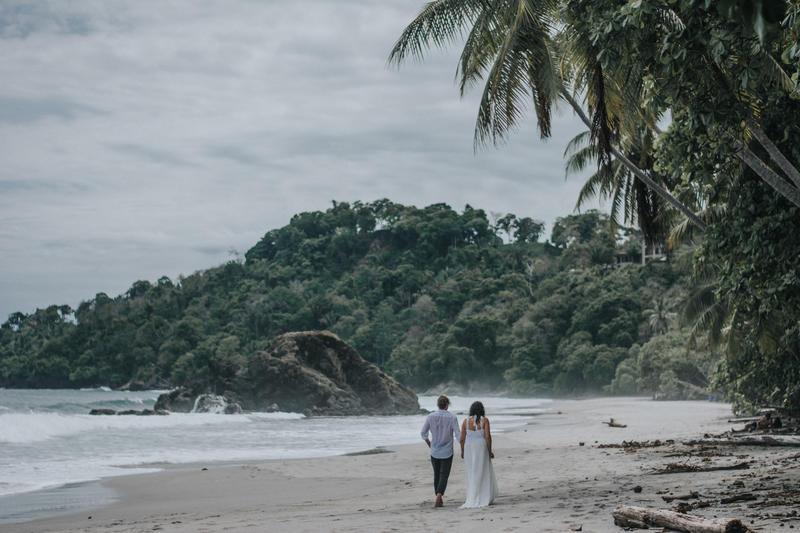 Gabriela & Jiri, Costa Rica