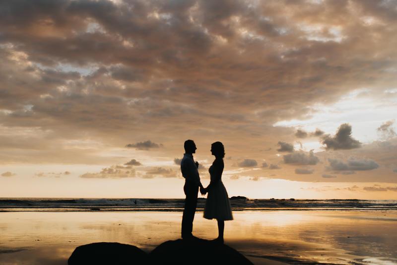 Kirsten & Thomas, Elopement, Costa Rica