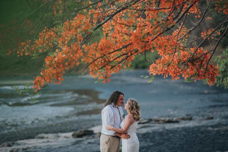 Kimberly & Bryce, Wedding in Ocotal, Costa Rica