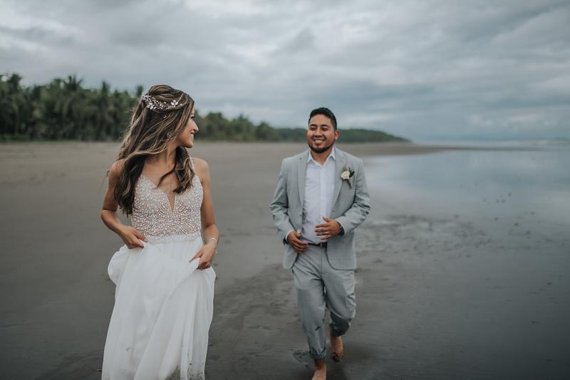 Cristina & Mario, Wedding Bejuco, Costa Rica
