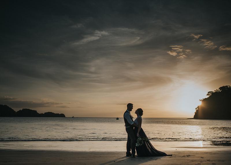 Carina & Aaron, Wedding Dreams Las Mareas, Costa Rica
