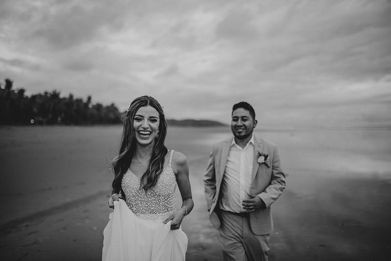 Cristina & Mario, Destination Wedding in Bejuco, Costa Rica