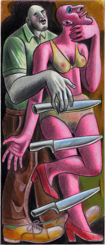 Knife Thrower