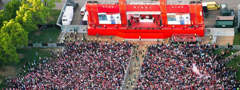 Ajax Fans Museumplein
