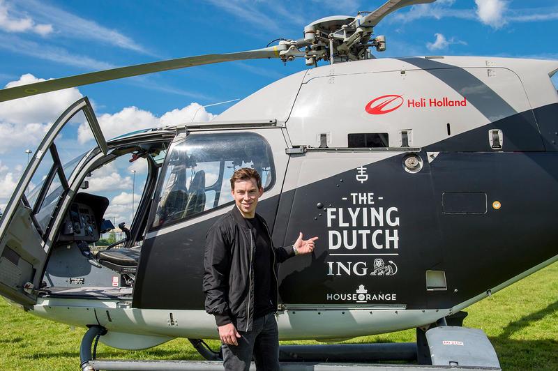 Hardwell Flying Dutch ANP