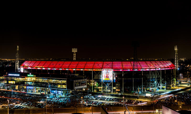 Hartstichting The Red Kuip stadium