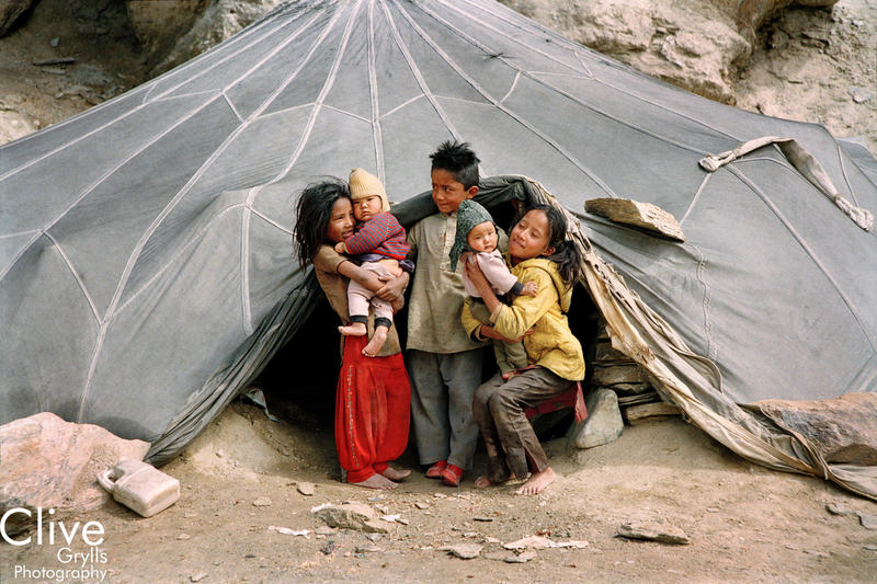 IMAGE LIBRARY LADAKH : CHILDREN