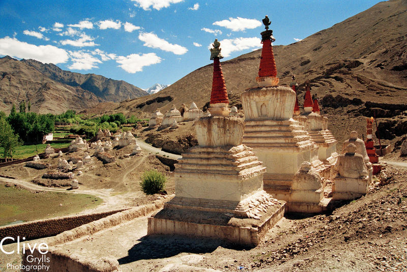IMAGE LIBRARY LADAKH : IDOLS AND ICONS