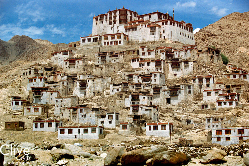 IMAGE LIBRARY LADAKH : GOMPAS AND TEMPLES