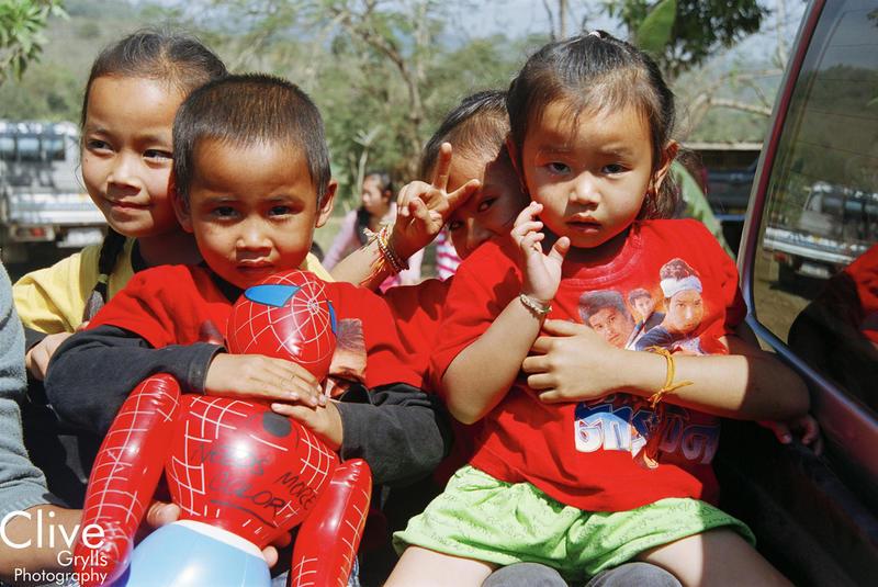 I L LAOS : ELEPHANT FESTIVAL, SAYABOURY PROVINCE : PEOPLE