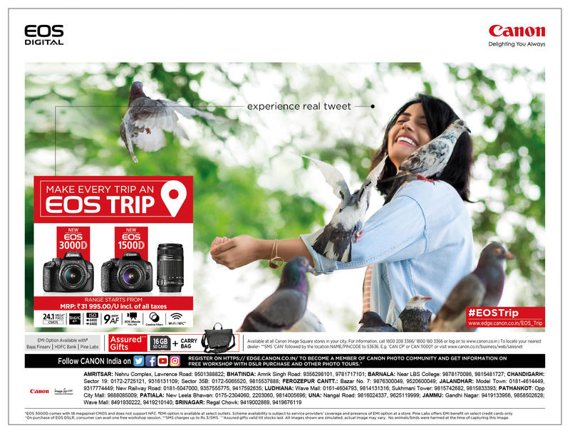 Auraa productions Latest Campaign For Canon India, Agency@Hakuhudo Delhi , captured by vikas dutt
