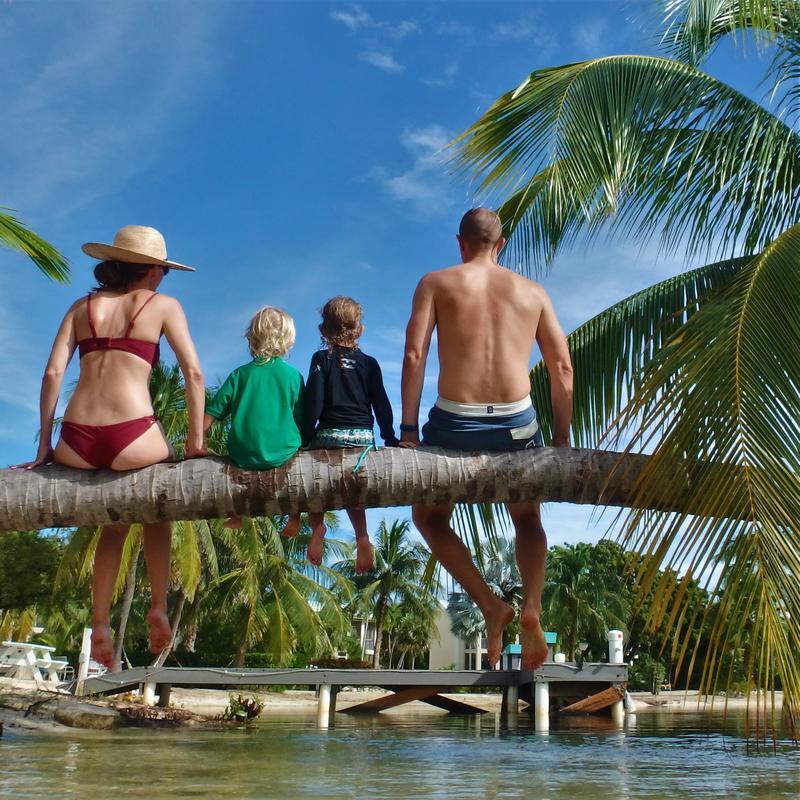 Grand Cayman : Rum Point