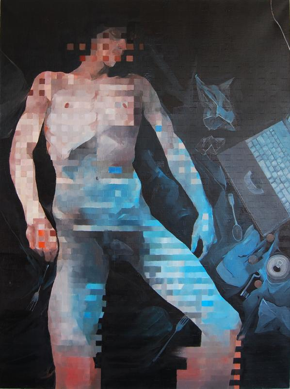 Body with objects