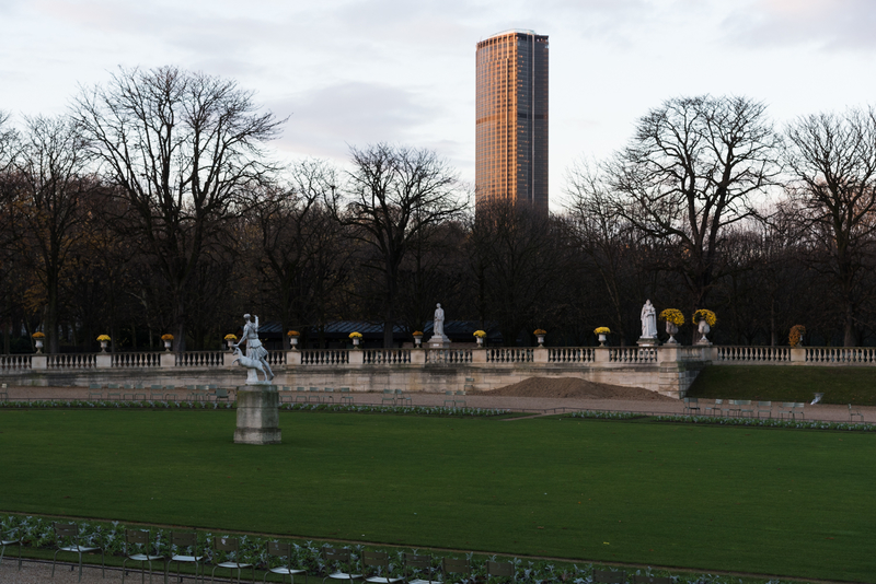 Luxembourg Park © Clémentine Roy