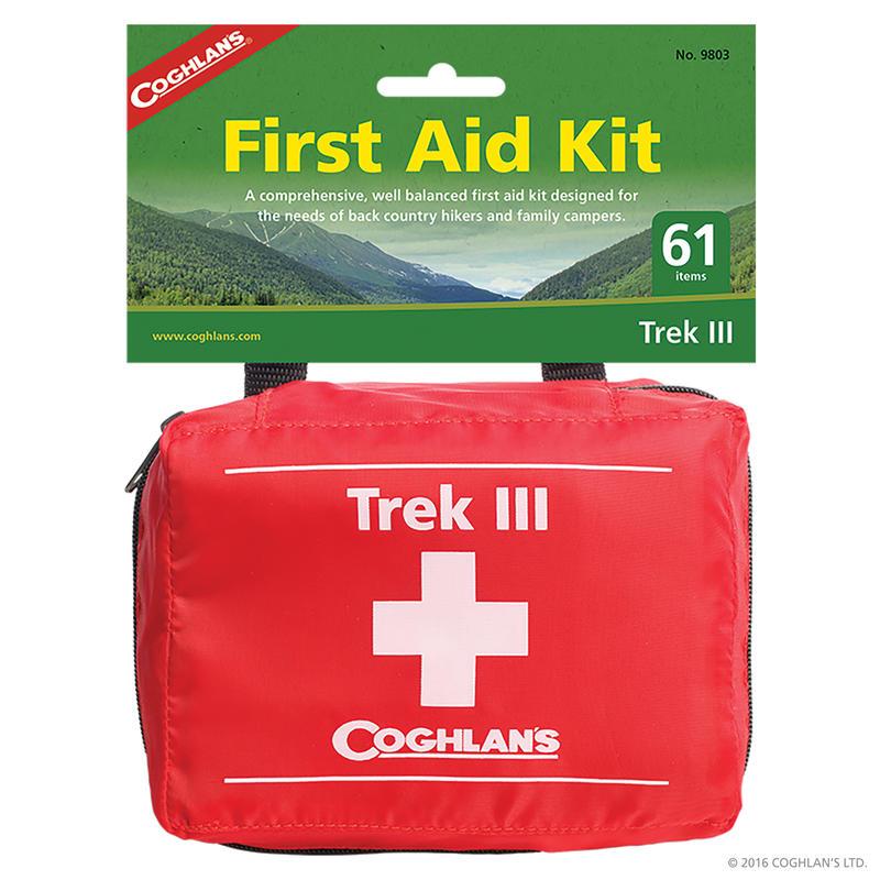 Coghlans Camp Survie//First Aid Kit 9480 Imperméable