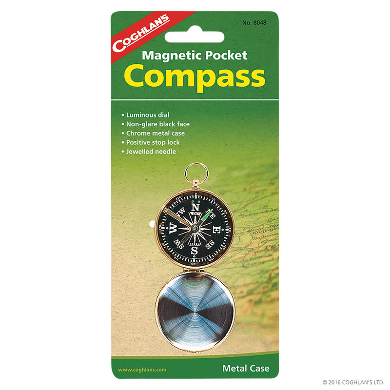 Coghlan's Magnetic Compass