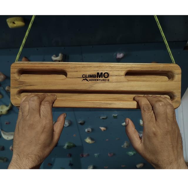 The ClimbMO Board