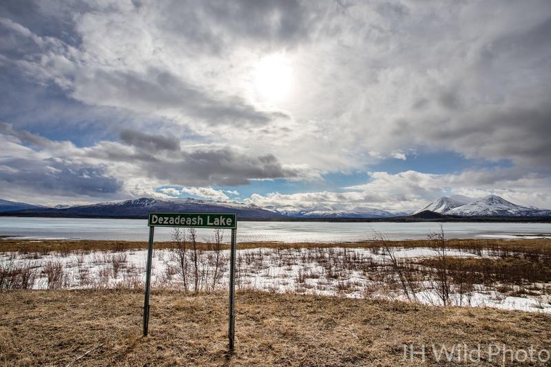 Dezadeash Lake, Haines Junction, Yukon