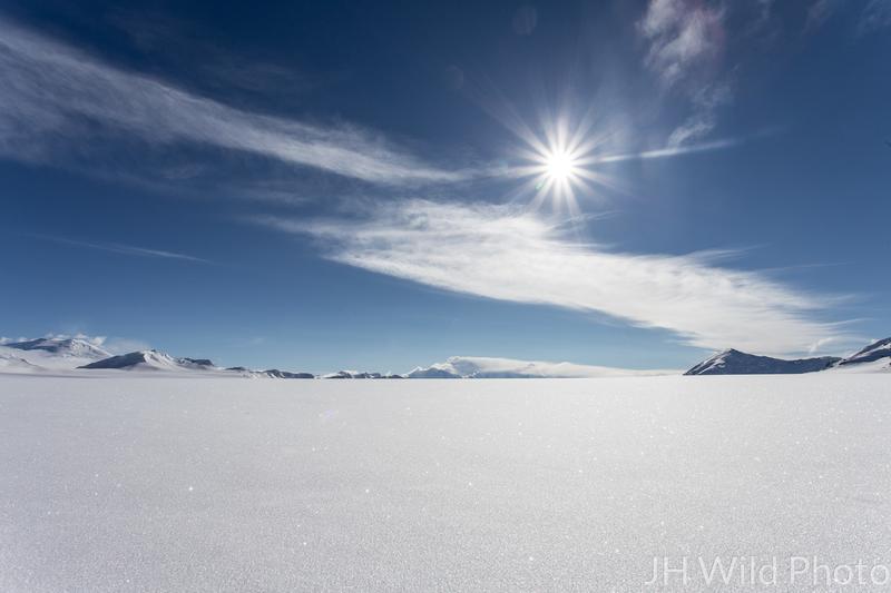 Kaskawulsh Glacier Summit, St. Elias Mountain Range
