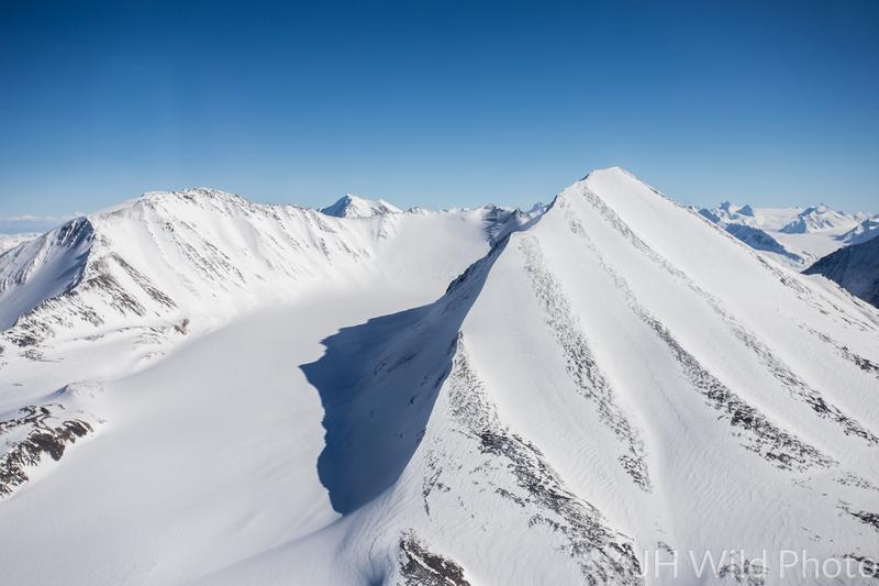 St. Elias Mountain Range, Yukon