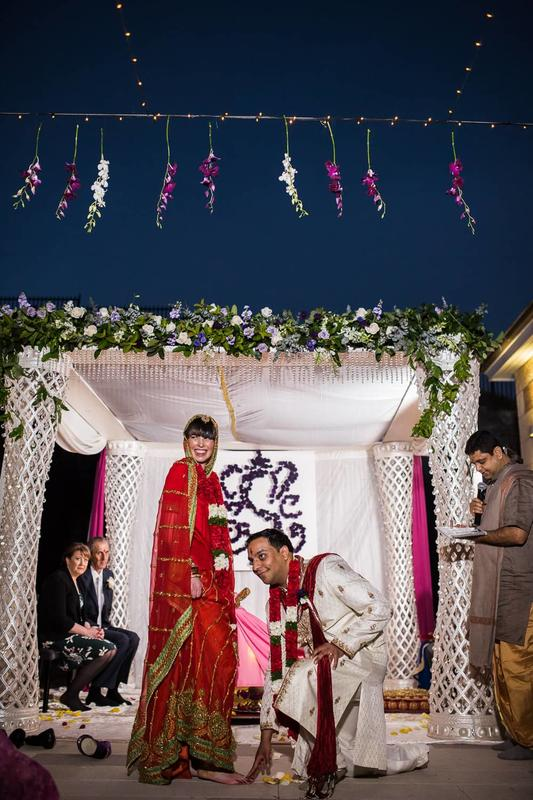 Ashleigh + Sahil | Multicultural Hindu Wedding