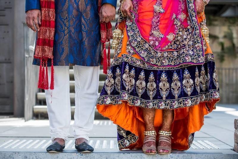 Maddie + Alroy | Indian-Punjabi Wedding