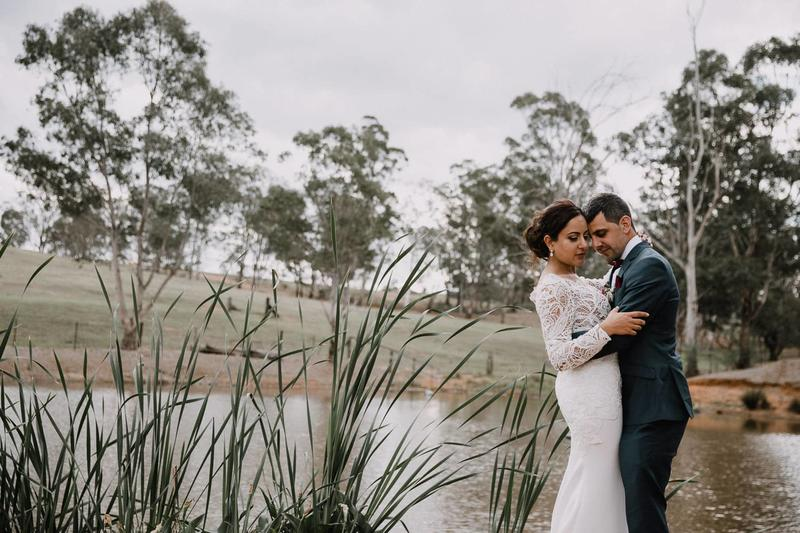 Michelle + Jason | Ottimo House Denham Court