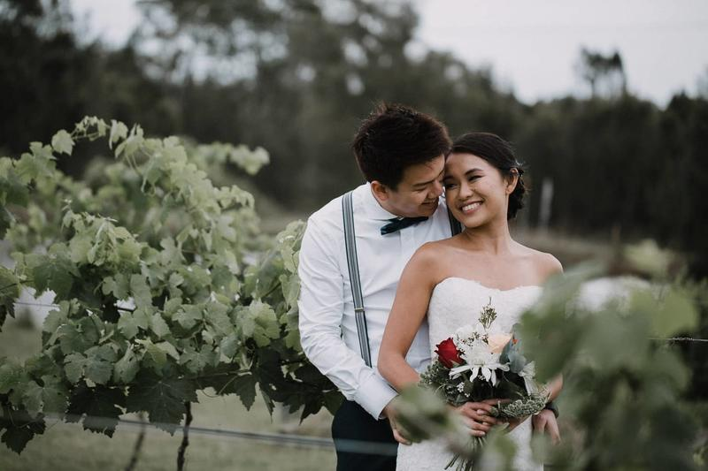 QY + Kai | Hunter Valley Wedding