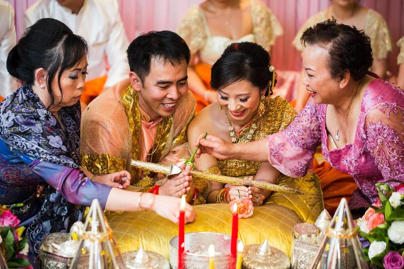 Rina + Marin | Traditional Cambodian Wedding