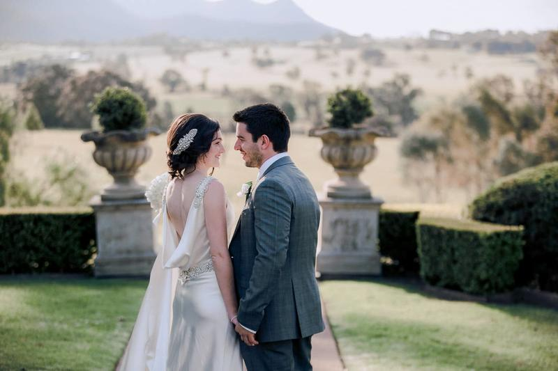 Elicia + Matt | Hunter Valley Wedding