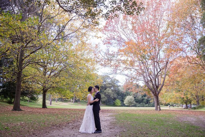 Symphony + Herman | Ryde-Parramatta Golf Club