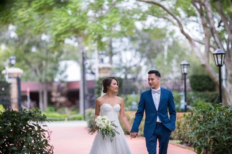 Anh + Thanh | Curzon Hall