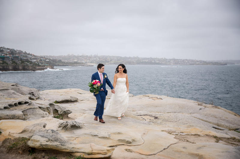 Megan + Tim | Horizons Maroubra Beach Wedding