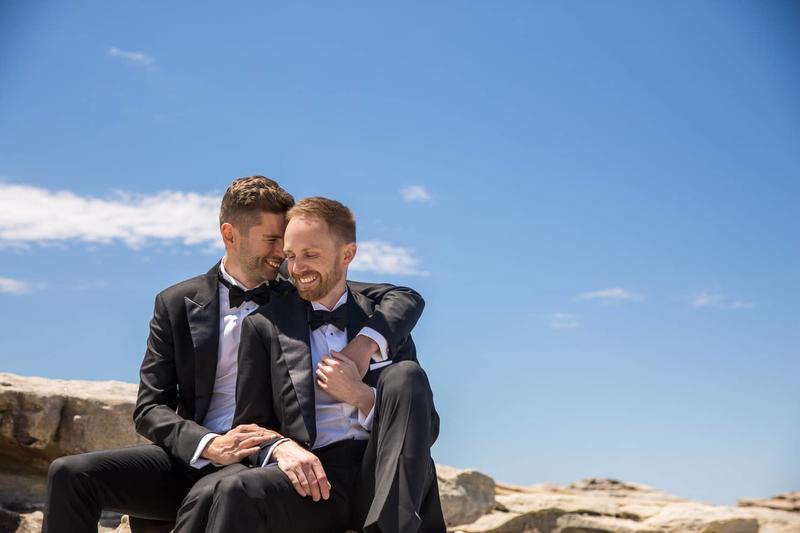Ben + Cheyne | Love is Love | Dunbar House